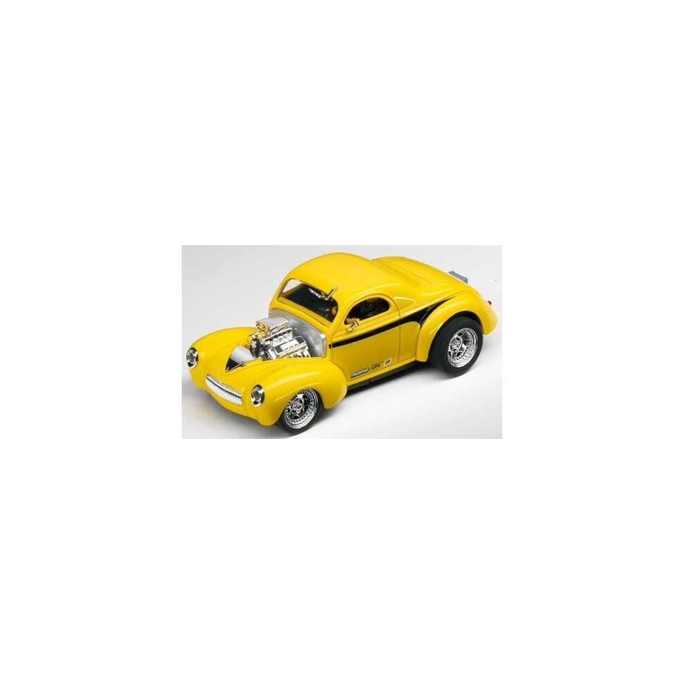 Carrera Evolution 1/32 1941 Willys Coupe Hotrod High Performance II Slot Car