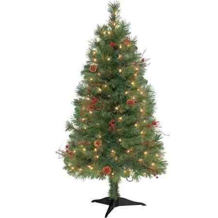 pre-lit-4-chester-artificial-christmas-tree-clear-lights