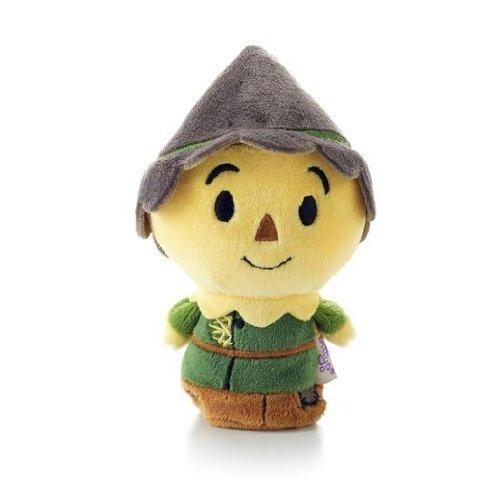 1 X Hallmark Itty Bitty Plush KID3253 Scarecrow Wizard Of Oz Plush - 1