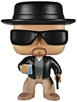 Funko POP Television (VINYL): Breaking Bad Heisenberg Action Figure by Funko