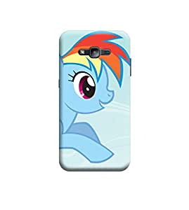 TransMute Premium Printed Back Case Cover With Full protection For Samsung J2 (Designer Case)