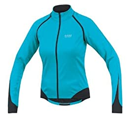 Gore Bike Wear 2012 Women's Phantom SO LADY Cycling Jacket - JPHALO