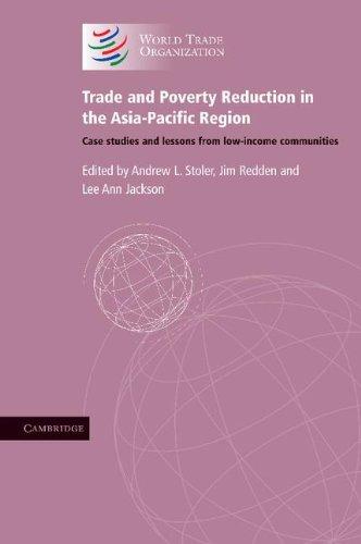 贸易和亚洲-太平洋地区减少贫穷: 案例研究和低收入社区的经验教训