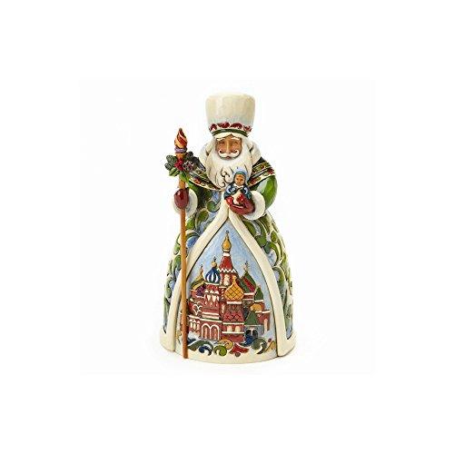 Jim-Shore-Russian-Santa-Figurine