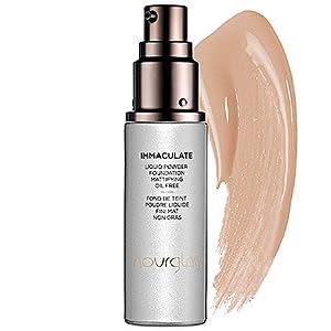 Hourglass Immaculate Liquid Powder Foundation Mattifying Oil Free Tan 1 oz by Hourglass
