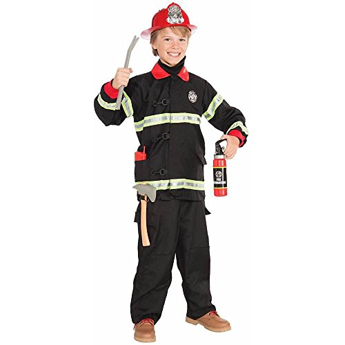 Kids Fireman Accessory Set - One Size