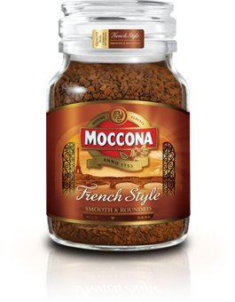 Moccona Freeze-Dried Coffee 100g (Imported from Australia) (French Style (Smooth & Rounded))