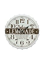 Home Ideas Reloj De Pared Delicious Lemonade