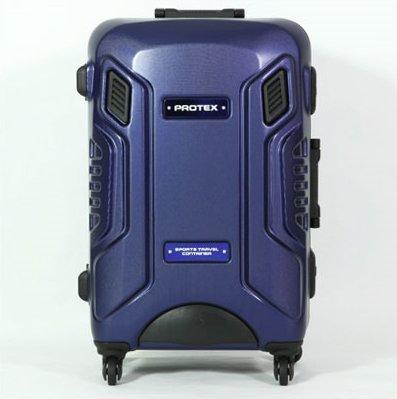 PROTEX プロテックス トラベルキャリースーツケース Moving Z-331 オーシャンブルー