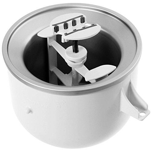 Kitchenaid kica gelatiera per mixer kitchenaid - Gelato kitchenaid ...