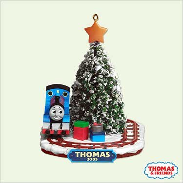 Thomas & Friends - Thomas the Tank Engine 2005 Keepsake