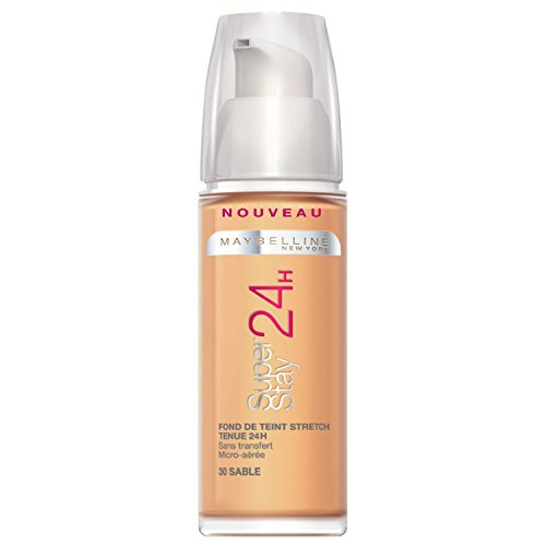 Gemey Maybelline Superstay 24H - Fond de teint - 30 sable