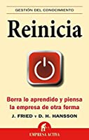 Reinicia (Spanish Edition)