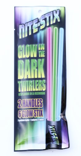 Glow in the Dark Twirlers