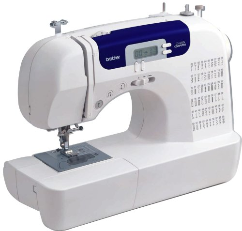 Review Brother CS40i Sewing Machine She Likes To Sew Custom Brother Sewing Machine Reviews 2014