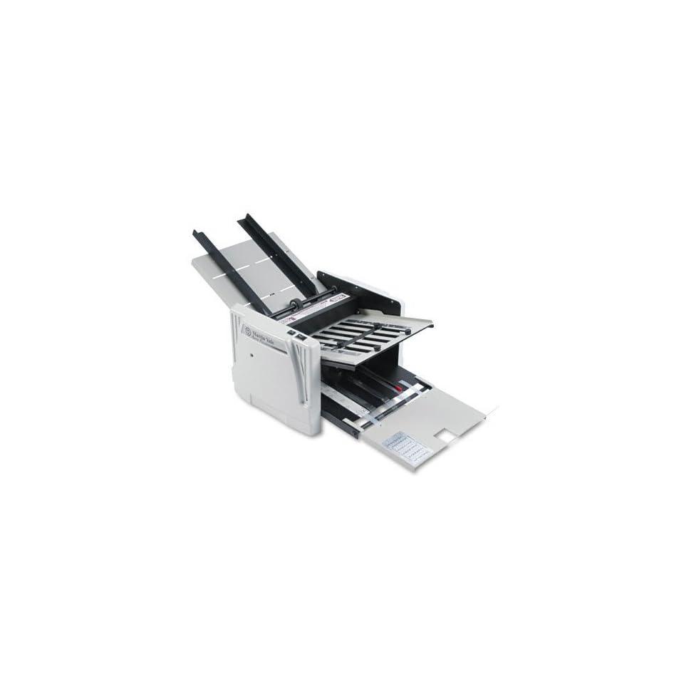 Martin Yale Model 1217A Medium Duty AutoFolder for 11 x 17 Inches Paper, Grey (PRE1217A)