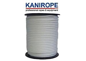Polypropylenseil SH 8mm 100m weiß weiss Polypropylen Seil Reepschnur Leine Schnur Festmacher Rope