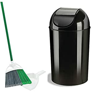 Amazon Com Combo Of Umbra Grand 10 Gallon Recycling Trash