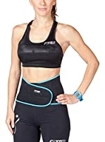 FYTTER Cinturón Abdominales Waist Support-Breathable Neoprene Support L Negro