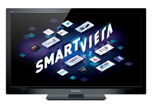 Panasonic Smart VIERA TX-L37E30B 37-inch Full HD 1080p 100Hz Internet-Ready LED TV with Freeview HD