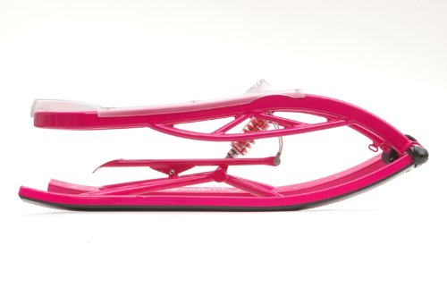 Rennrodel Pink Alurunner kaufen