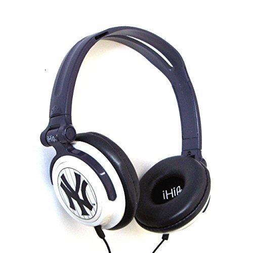 New York Yankees MLB iHip DJ Headphones iPhone iPod MP3