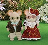 Sylvanian Families: Maces Mouse Grandparents