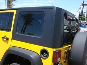 Jeep Wrangler Hard Top BLACK Touch Up Paint, OEM Mopar from Mopar