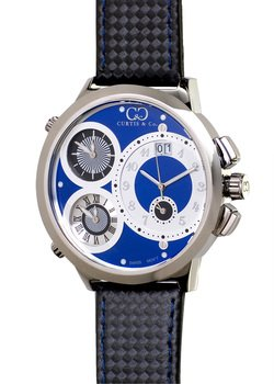 CURTIS & Co. Timepieces W4BL-S