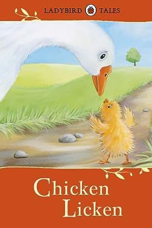 Ladybird Tales: Chicken Licken (Ladybird Tales Larger Format) - Kindle