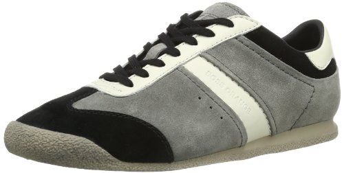 BOSS Orange Calfero 50260563 Herren Sneaker, Grau (Medium Grey 030), EU 44 thumbnail