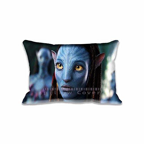 Custom Design Neytiri Avatar Movie Pillow Cases Zippered , 16x24 Rectangle Movies Pillowcase - Avatar Cushion Covers Two Size (Sexy Neytiri)