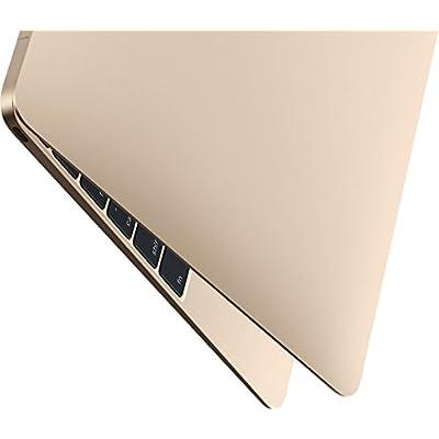 Apple MacBook MLHF2HN/A 12-inch Laptop (Core m5/8GB/512GB/OS X El Capitan/Integrated Graphics), Gold