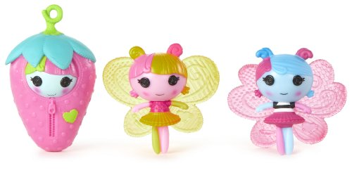 Lalaloopsy Mini Lala Oopsie Littles Doll, 3-Pack (Style 1) - 1