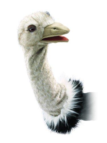 Folkmanis Ostrich Stage Puppet