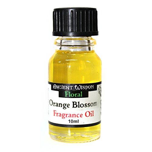 Huile Parfumée 10ml - Fleur d'Oranger (Fleurie)