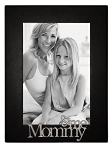 Malden Mommy and Me Expressions Frame, 4 by 6-Inch
