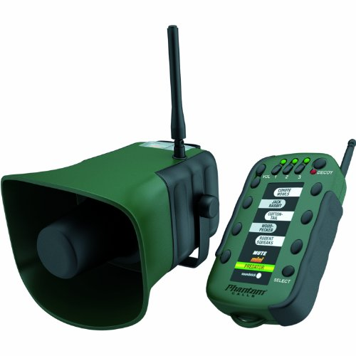 Extreme Dimension Wildlife Calls Mini Remote with Predator 2 and 3 Sticks