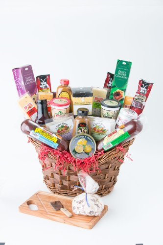 Gourmet Holiday Assortment Gift Basket