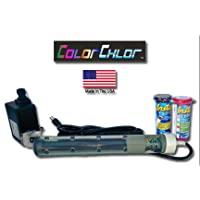 ColorChlor Spa and Hot Tub Chlorine Generator