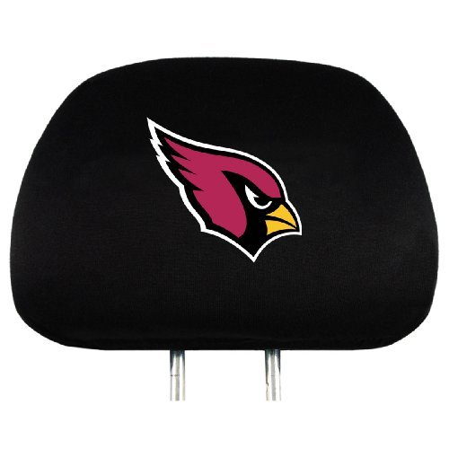 NFL Arizona Cardinals Head Rest Covers (Cardinal Car Seat Covers compare prices)