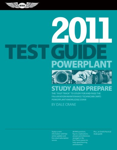 Powerplant Test Guide 2011: The Fast-Track to Study for...