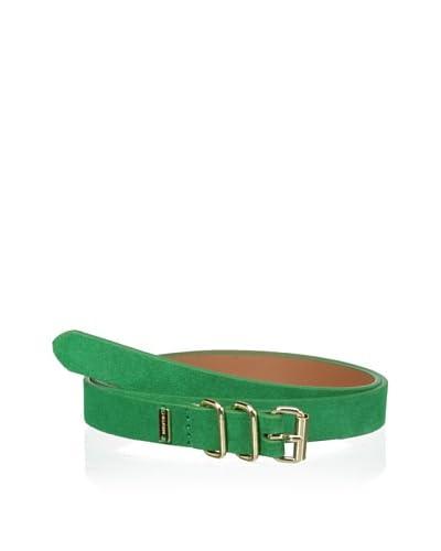 Tommy Hilfiger Women's Roller Bucker Suede Belt