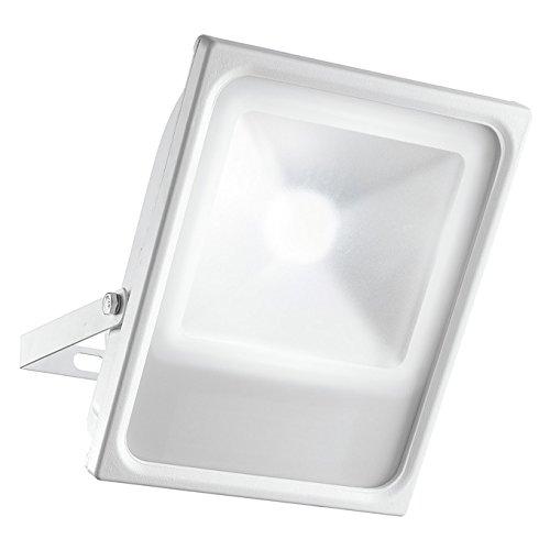 Faro Led per esterni modello Kronos 20W bianco con cavo 30 cm incluso LED-KRONOS/20W