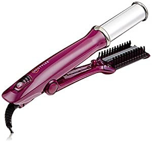 InStyler Original Rotating Hot Iron, Purple, 1-1/4 Inch