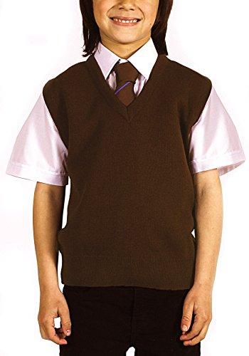 CKL SCHOOL WEAR - Maglione -  ragazzo marrone 134