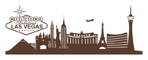 Top las vegas strip vector art images for pinterest tattoos for Las vegas skyline tattoo