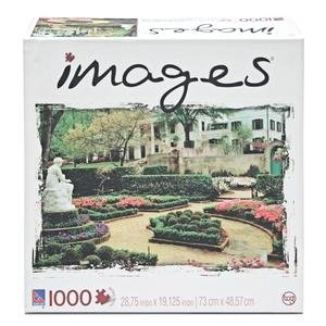 "TCG - 1,000 Piece - 28.75"" x 19.1"" - ""Bayou Bend House, Texas"" - Images Series - SURE-LOX 