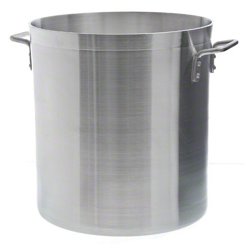 Update International (APT-60HD) 60 Qt Heavy Aluminum Stock Pot