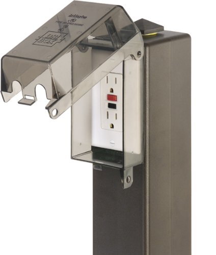 Pedestal Electrical Outlets : Outdoor outlet pedestal pictures to pin on pinterest